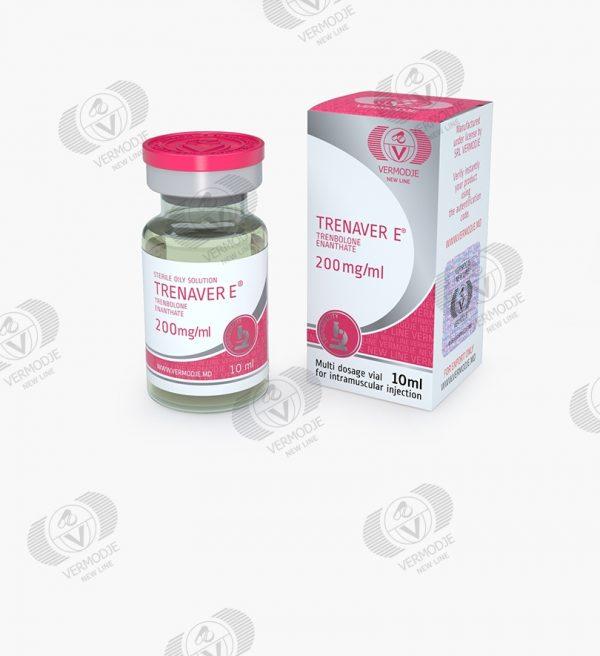 VERMODJE TRENAVER E 10 ml vial (200 mg/ml)