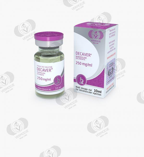 VERMODJE DECAVER 10 ml vial (250 mg/ml)