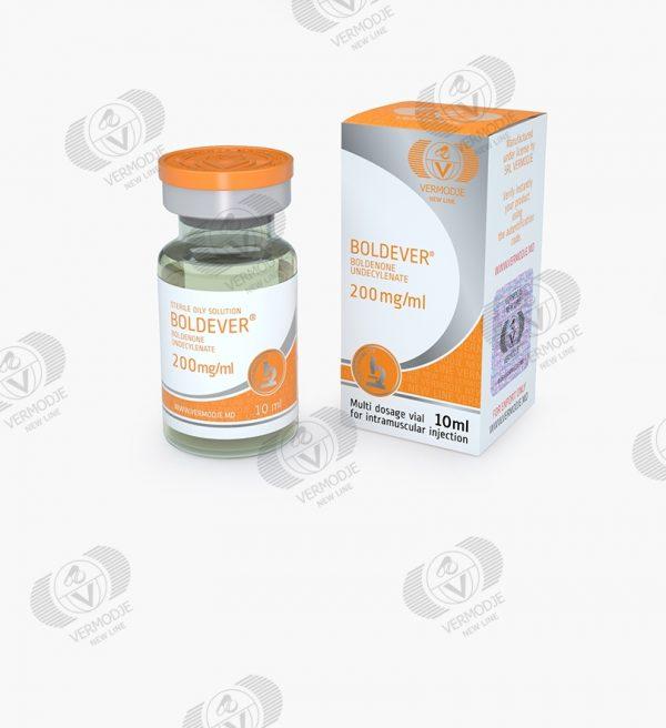 VERMODJE BOLDEVER 10 ml vial (200 mg/ml)