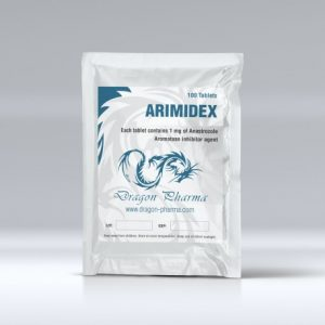 Dragon Pharma Arimidex 100 tabs (1 mg/tab)