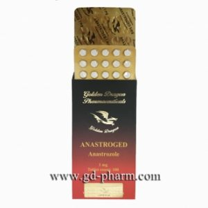Golden Dragon Pharmaceuticals Anastroged 1 mg 100 tablets