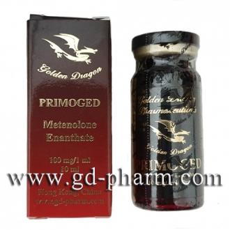 Golden Dragon Pharmaceuticals Primoged 10 ml vial (100 mg/ml)