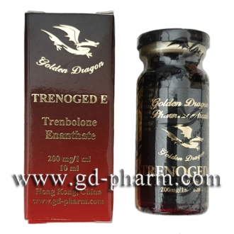Golden Dragon Pharmaceuticals Trenoged E 10 ml vial (200 mg/ml)