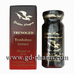 Golden Dragon Pharmaceuticals Trenoged 10 ml vial (100 mg/ml)
