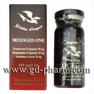 Golden Dragon Pharmaceuticals Mixoged One 10 ml vial (150 mg/ml)