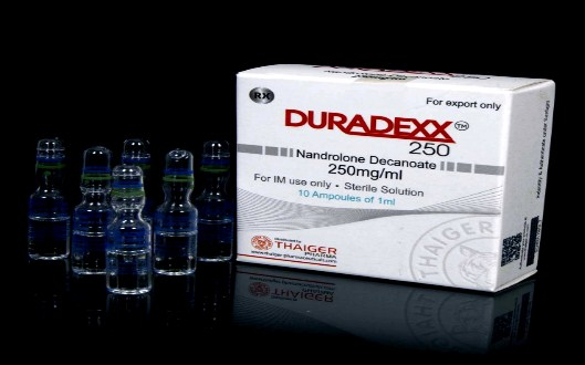 Thaiger Pharma Group DURADEXX 250 10 ampoules of 1ml (250mg/ml)