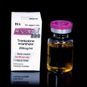 Thaiger Pharma Group FINAREX 200 10 ml vial (200 mg/ml)