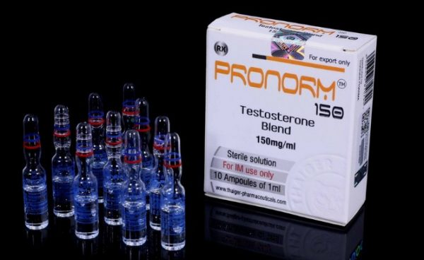 Thaiger Pharma Group PRONORM 150 10 ampoules of 1ml (150mg/ml)