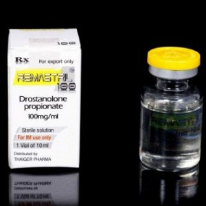 Thaiger Pharma Group REMASTRIL 100 10 ml vial (100 mg/ml)