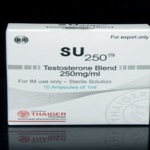 Thaiger Pharma Group SU-250 10 ampoules of 1ml (250mg/ml)