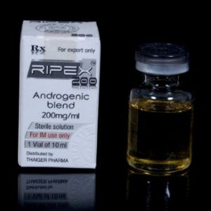 Thaiger Pharma Group RIPEX 200 10 ml vial (200 mg/ml)