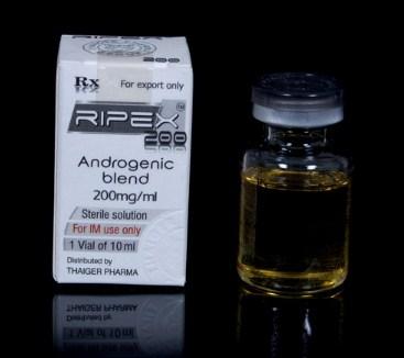 Thaiger Pharma Group RIPEX 200 10 ml vial (200 mg/ml)