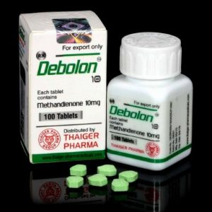Thaiger Pharma Group DEBOLON 10 10 mg 100 tablets