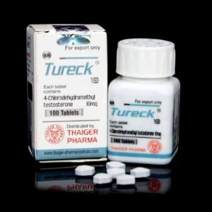 Thaiger Pharma Group Tureck 10 10 mg 100 tablets