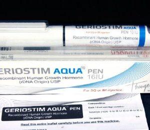 Thaiger Pharma Group GERIOSTIM AQUA PEN 16 IU PEN 16IU