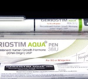 Thaiger Pharma Group GERIOSTIM AQUA PEN 36 IU PEN 36IU