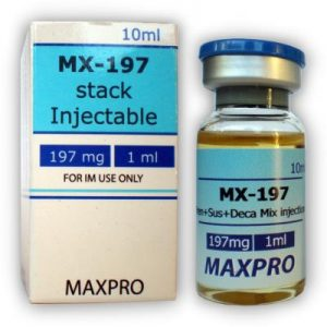 MAXPROPHARMA MX-197 10 ml vial (100 mg/ml)