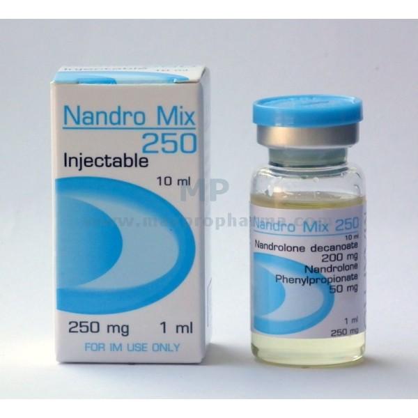MAXPROPHARMA NANDRO MIX 250 10 ml vial (250 mg/ml)