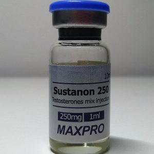 MAXPROPHARMA SUSTANON 250 10 ml vial (250 mg/ml)