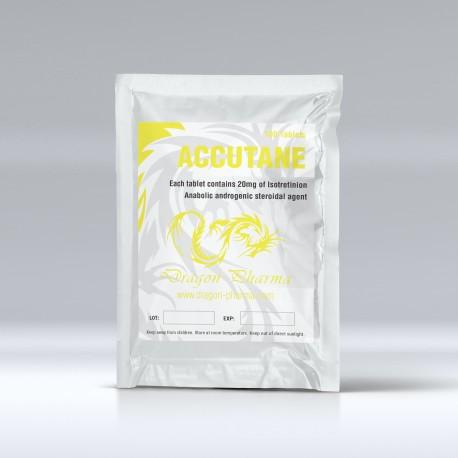 Dragon Pharma Accutane 100 tabs (20 mg/tab)
