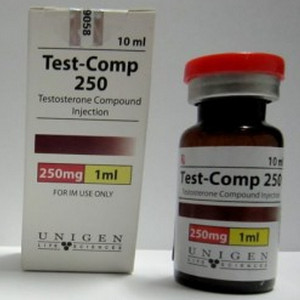 Unigen Life Sciences TEST COMP 250 10 ml vial (250 mg/ml)