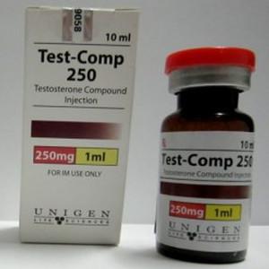 Unigen Life Sciences TEST COMP 250 10 ml vial (250 mg/ml)