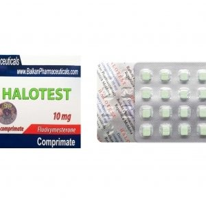 Balkan Pharmaceuticals Halotest 60 tablets (10 mg/tab)