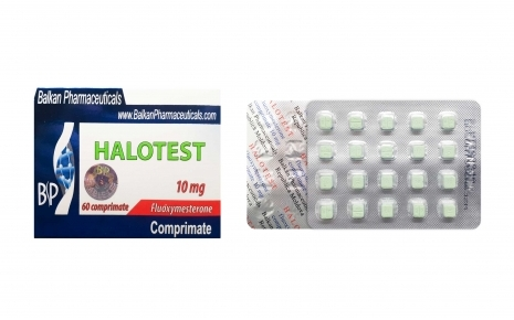 Balkan Pharmaceuticals Halotest 60 tablets (10 mg/tab)