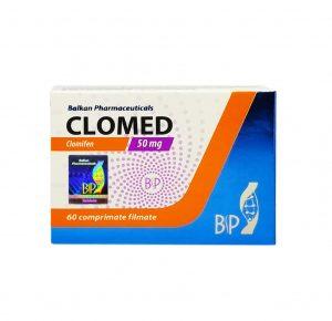 Balkan Pharmaceuticals Clomed 60 tablets (50 mg/tab)