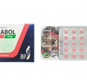Balkan Pharmaceuticals Danabol 10mg 100 tablets (10 mg/tab)