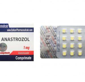 Balkan Pharmaceuticals Anastrozol 1mg 60 tablets (1 mg/tab)
