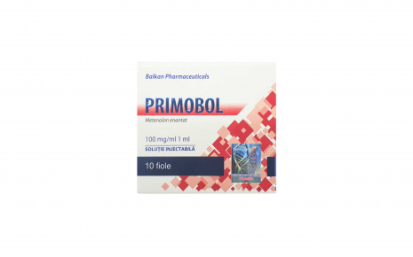 Balkan Pharmaceuticals Primobol (inj) 10 x 1ml amps (100mg/ml)