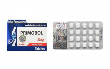 Balkan Pharmaceuticals Primobol (tab) 60 tablets (50 mg/tab)